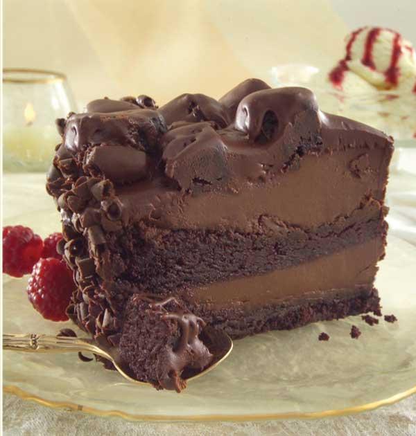 Amaretto Di Saronno Chocolate Mousse Cake